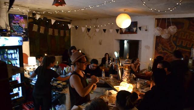 Bar Lola em San Pedro de Atacama