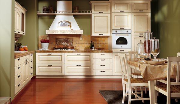 Modern Furniture: Traditional Kitchen Cabinets Designs