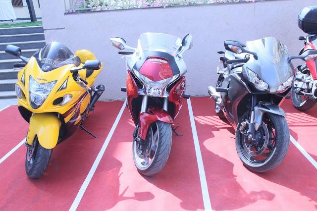 MV Agusta bikes