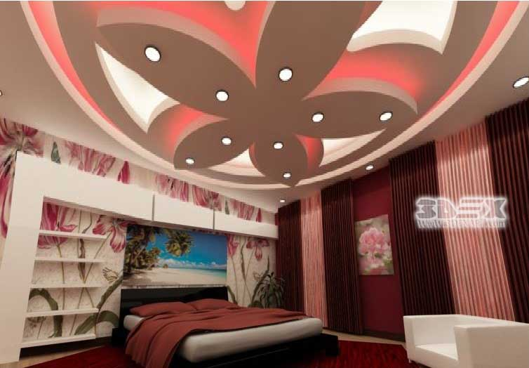 Latest Pop Designs For Living Room Ceiling Gold Paint Colors New False 2019 Roof Design Hall