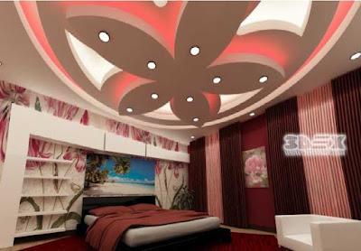 POP design for false ceiling for living room hall POP roof design 2019