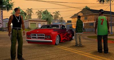 GTA San Andreas v1.08 APK + Obb DATA.arcell.info