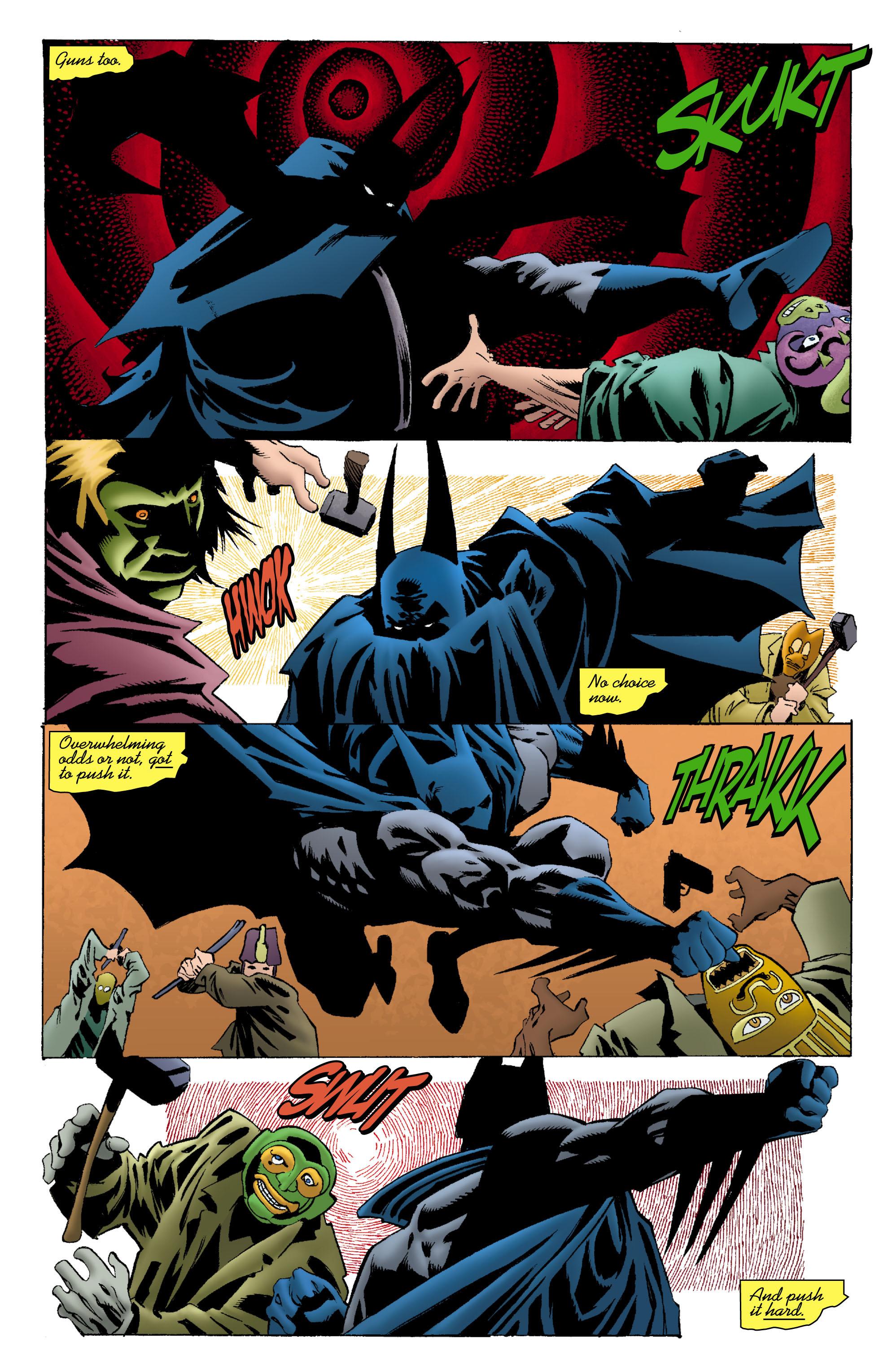 Read online Batman: Unseen comic -  Issue #1 - 4