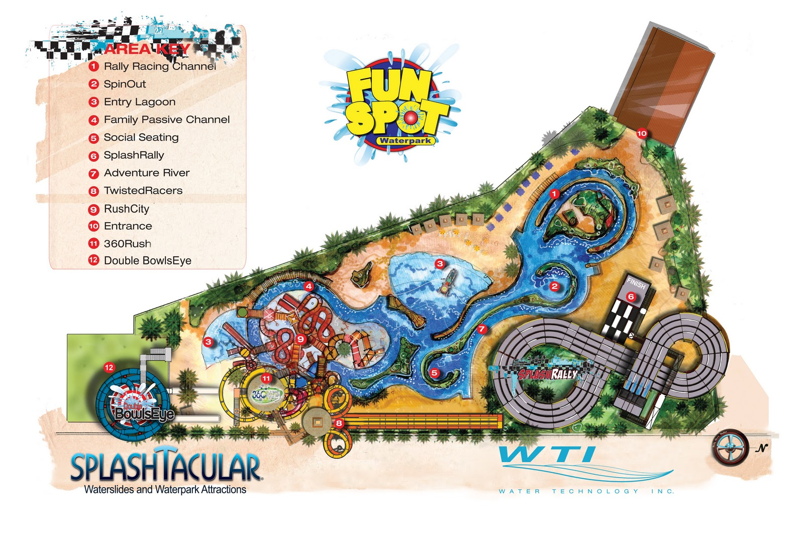 Inpark Magazine Orlando Fun Spot To Add Waterpark
