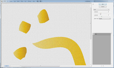 Create Dust Gold Effect in Illustrator