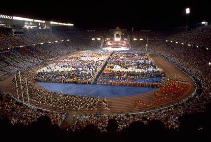 Juegos Olimpicos Juegos Olimpicos Barcelona 1992