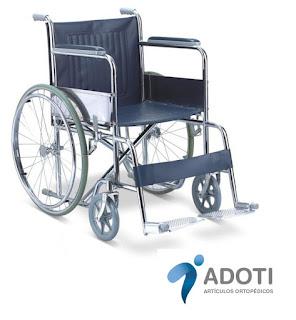 Discapacidad Y Sillas De Ruedas