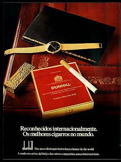1976; propaganda anos 70; história decada de 70; reclame anos 70; propaganda cigarros anos 70; Brazil in the 70s; Oswaldo Hernandez;