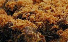 Serundeng Daging Sapi Jawa Timur