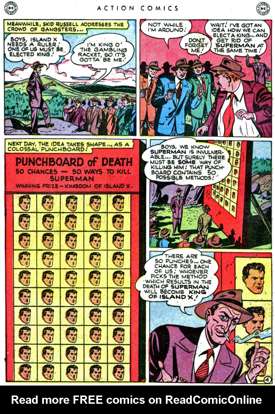 Read online Action Comics (1938) comic -  Issue #123 - 6