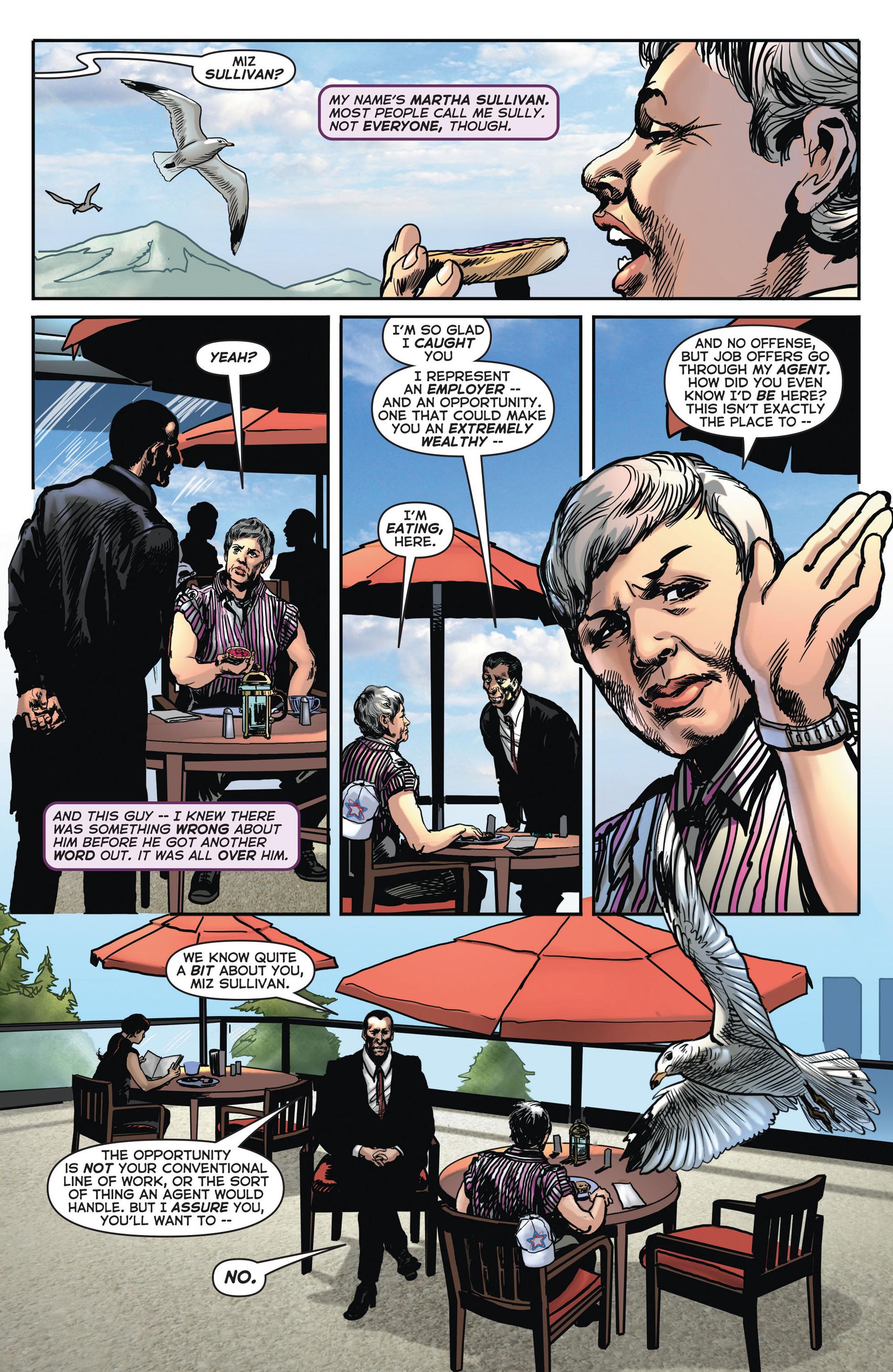 Read online Astro City comic -  Issue #4 - 3