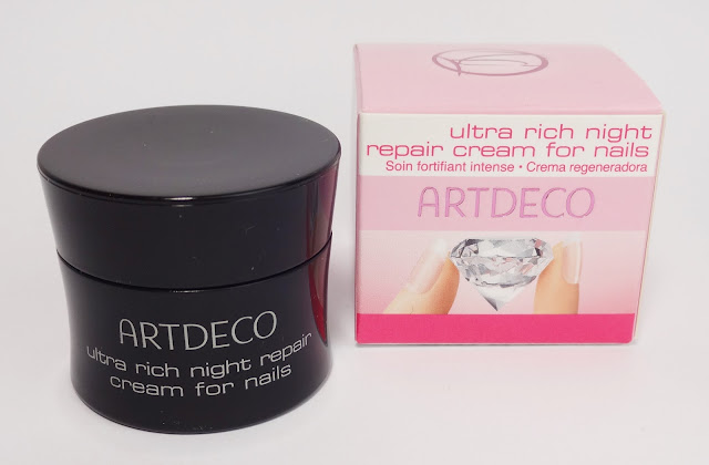 Artdeco - Ultra Rich Night Repair Cream for Nails