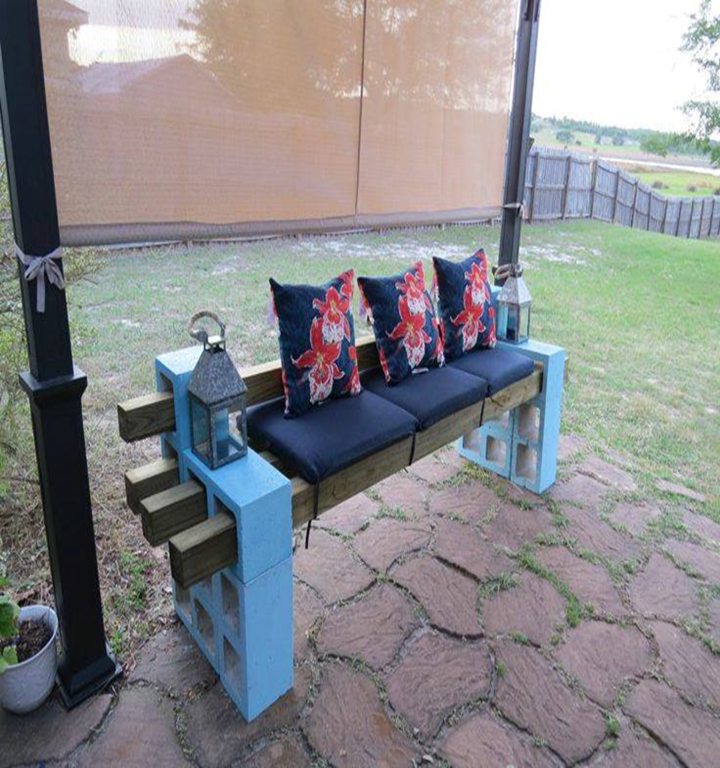 40 creative uses of cinder block for your home and garden