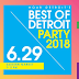 Best of Detroit Party 2018