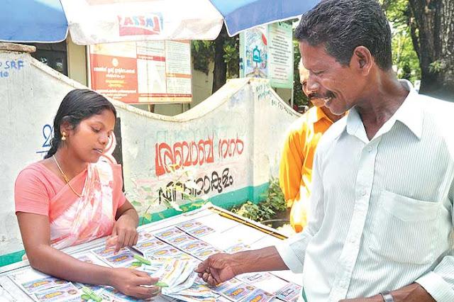 Kerala lottery agent