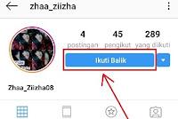 Cara Follback Di Instagram Dengan Mudah