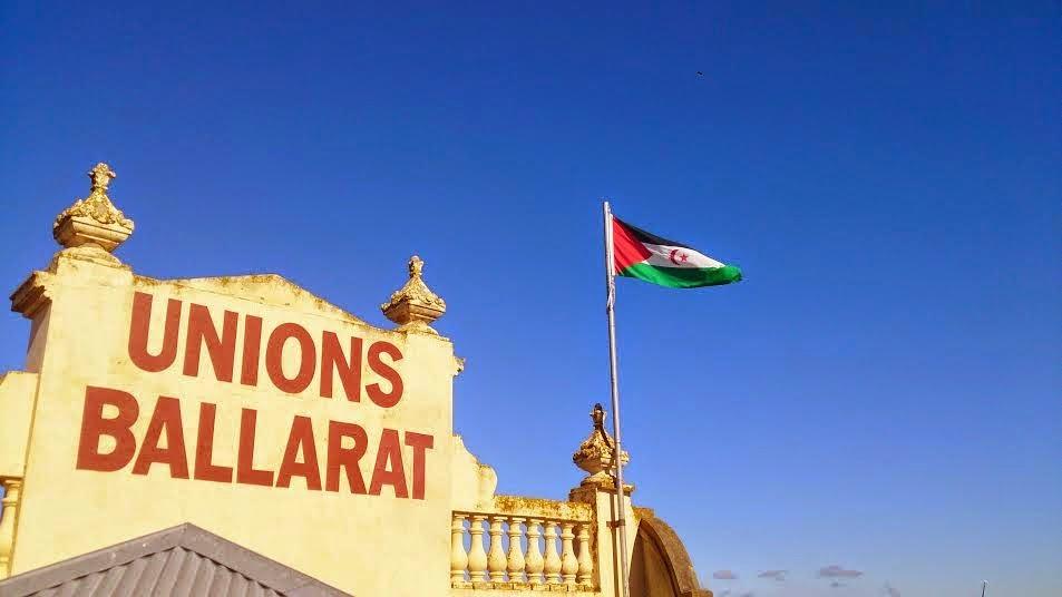قضية الصحراء الغربية موضوع محاضرة بجامعة استرالية