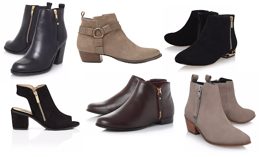 FASHION: A/W Boot wishlist