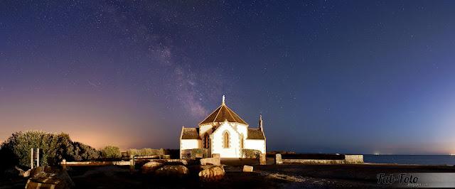 La chapelle de Penvins - Bretagne