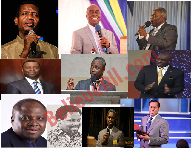 11 Nigerian Preachers You Mustn't Fail To Listen To