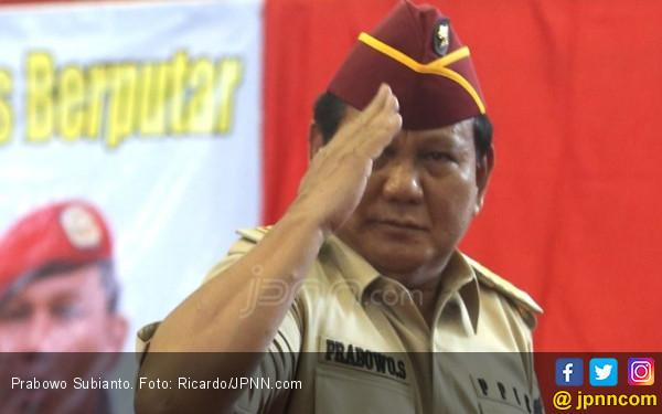 Prabowo Sudah Kantongi Satu Nama Cawapres