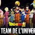 El equipo del Universo 7 se calienta en un nuevo trailer De Dragon Ball Super - Esperando el torneo de poder