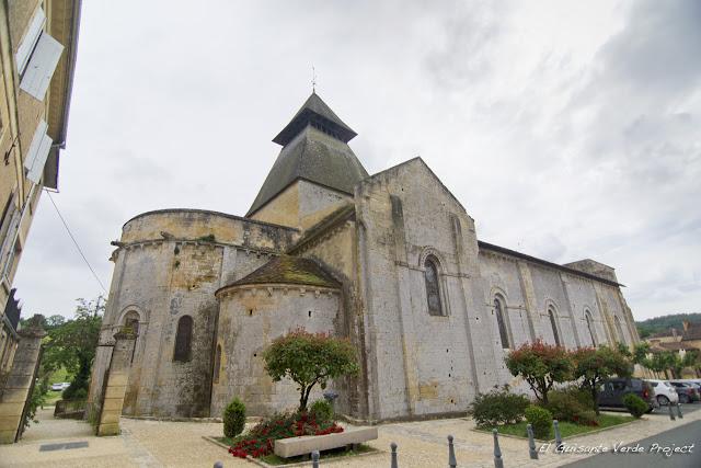 Abadía de Cadouin - Dordoña Perigord por El Guisante Verde Project