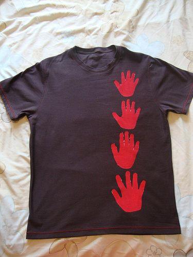 lembrancinha dia pais camiseta personalizada