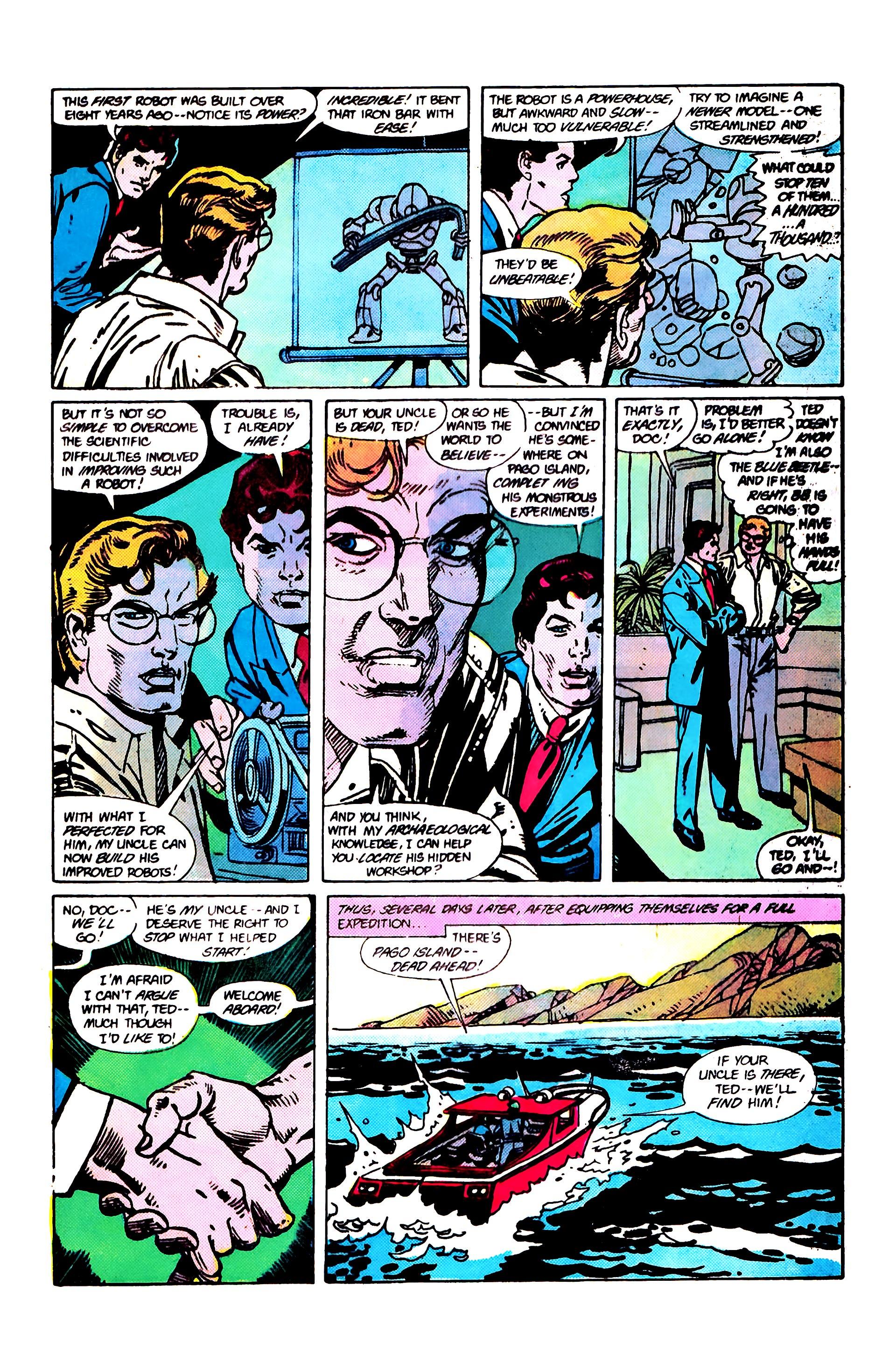 Read online Secret Origins (1986) comic -  Issue #2 - 21