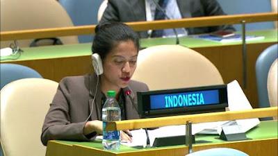 Ini Teks Jawaban Indonesia Menanggapi Pidato 6 Negara di PBB terkait Pelanggaran HAM Papua