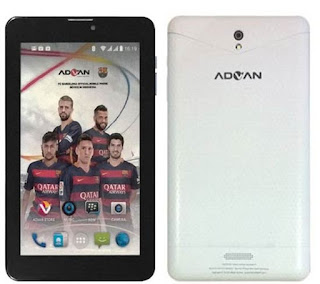 Cara Flash Advan S7
