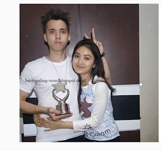 Natasha Wilona dan Stefan William