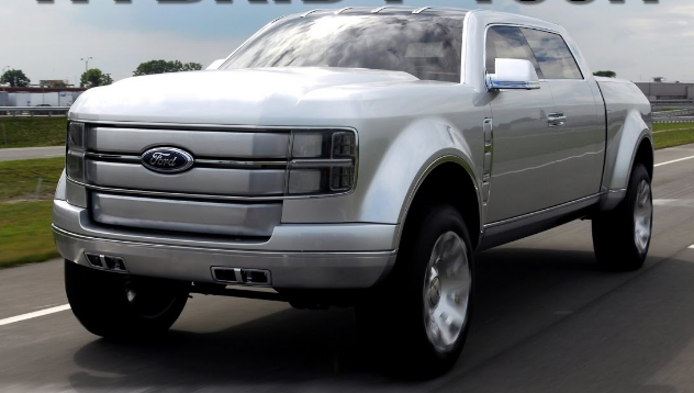 2020 Ford F-150 Redesign - Blogsford