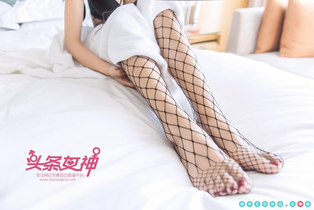 Image TouTiao-2017-10-05-Ru-Yi-MrCong.com-004 in post TouTiao 2017-10-05: Người mẫu Ru Yi (如意) (26 ảnh)
