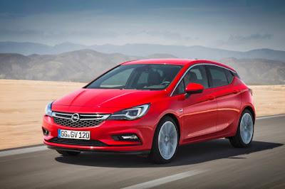 Η Opel ξεπέρασε το φράγμα των 300.000 νέων οχημάτων το πρώτο τρίμηνο του 2016