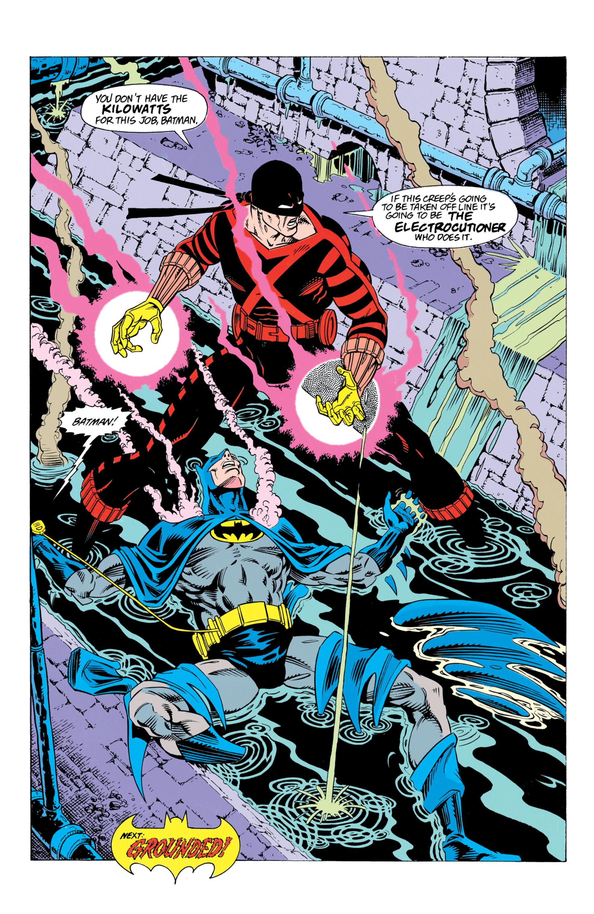 Detective Comics (1937) 644 Page 22
