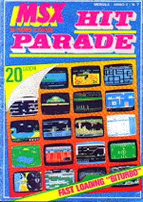 Revistas MSX Hit Parade [Italia] en Retroinvaders