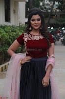 Actress Aathmika in lovely Maraoon Choli ¬  Exclusive Celebrities galleries 007.jpg