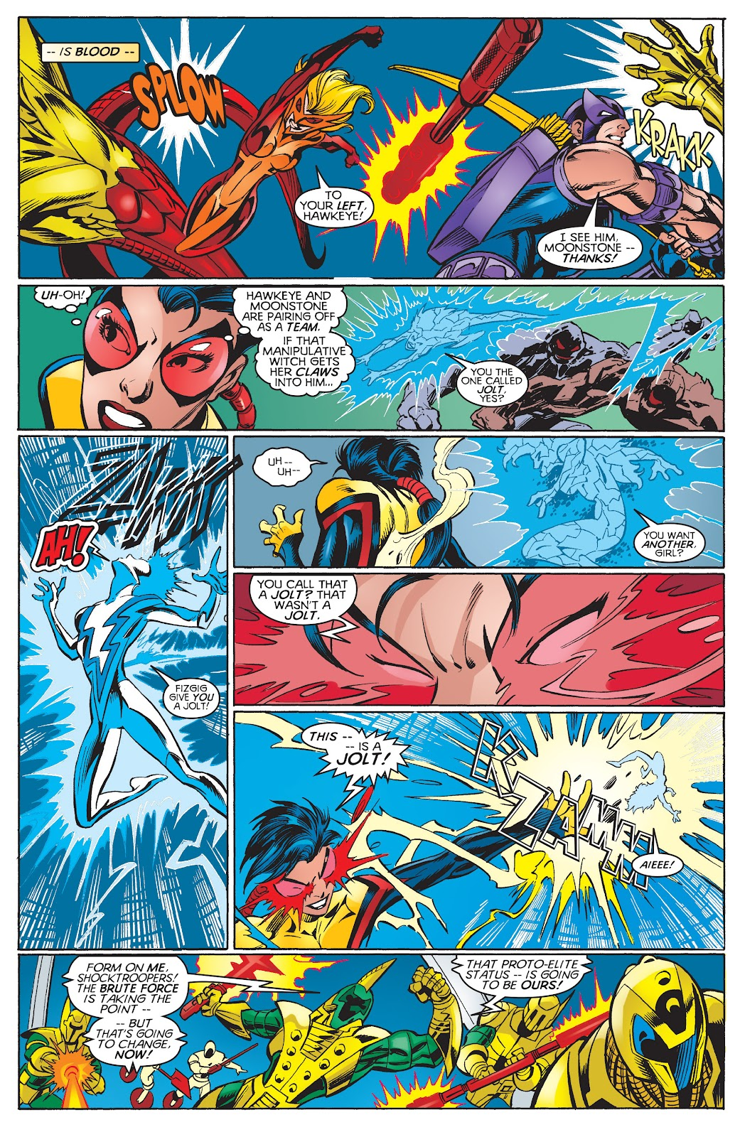 Read online Hawkeye & The Thunderbolts comic -  Issue # TPB 1 (Part 3) - 32