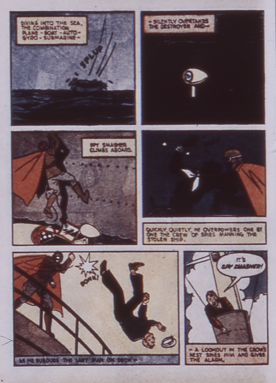 Read online WHIZ Comics comic -  Issue #3 - 64