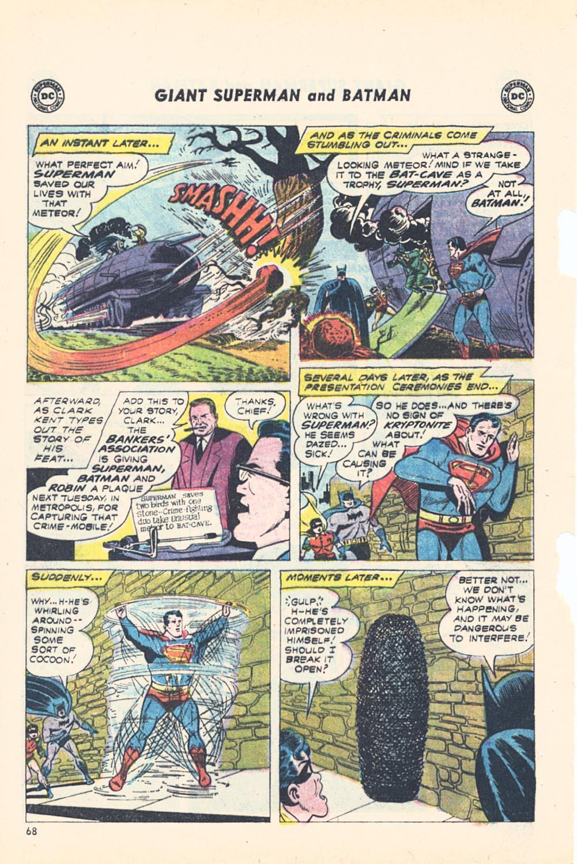 Read online World's Finest Comics comic -  Issue #161 - 69