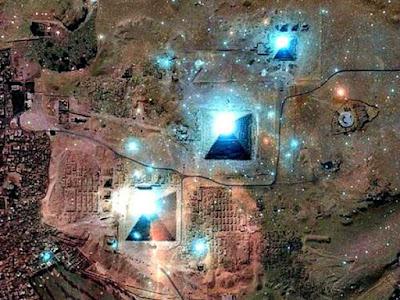 Ποια η σχέση της Ζώνης του Ωρίωνα με τις πυραμίδες της Αιγύπτου;