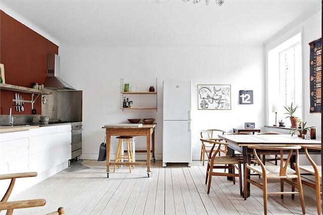 la maison d 39 anna g style mix. Black Bedroom Furniture Sets. Home Design Ideas