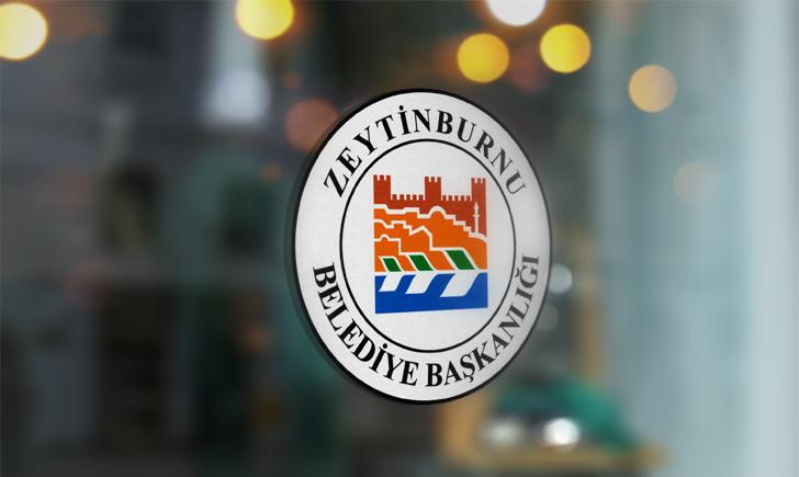 İstanbul Zeytinburnu Belediyesi Vektörel Logosu