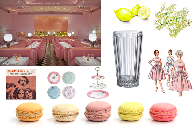 Vintage afternoon tea ideas