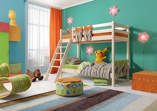 Выбор детской двухьярусной кровати