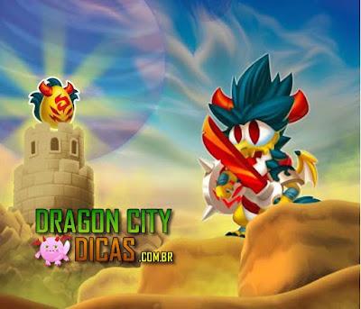 Dragão Kitsune - Informações