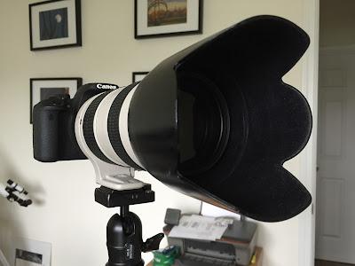 large lens hood