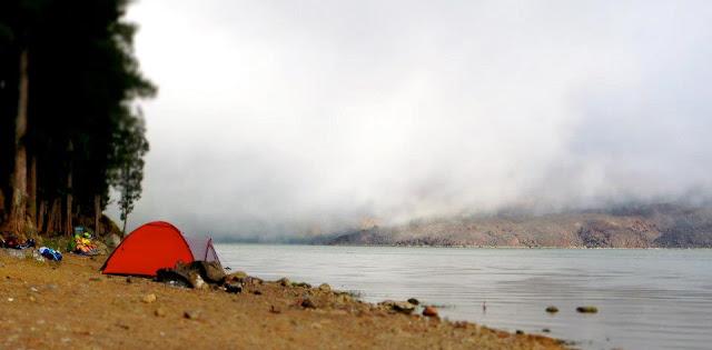 Keindahan Danau Segara Anak, Gunung Rinjani