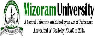 Mizoram University Result - Latest MZU Result
